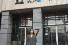 """Diep attended the """"Water and Environmental Policy Analysis course"""" at IHE Institution for Water Education, the Netherlands in April 2019 under the Dutch Government OKP Fellowship Scholarship."""